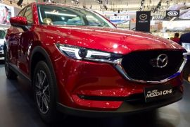 All New CX-5 pimpin penjualan Mazda selama GIIAS 2017