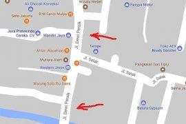 Google Maps kini berbentuk bola dunia