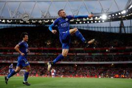 Leicester tidak akan terburu-buru mainkan Vardy
