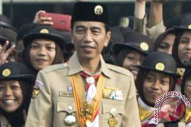 Presiden Jokowi diminta tengahi sosok Menpora dan Kakwarnas
