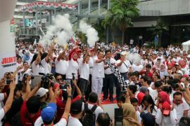 Pupuk Indonesia gelar jalan sehat jelang HUT ke-72 RI
