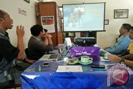 LKBN Antara Biro Bali Gelar Pelatihan Fotografi Jurnalistik