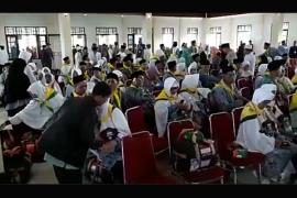 142 calon haji Kapuas Hulu berangkat ke Mekkah