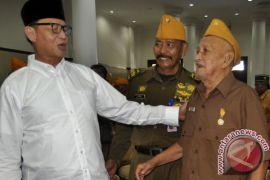 Gubernur Banten janjikan kesehatan gratis bagi veteran perang
