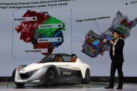 Nissan Note e-Power, mobil listrik tanpa pengisian daya eksternal