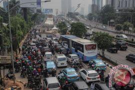 Dishub berupaya pecahkan kemacetan lalu lintas Ciputat
