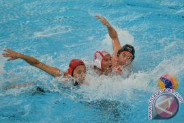 SEA Games 2017 - Pertandingan perdana, Timnas polo air Indonesia kalahkan Malaysia