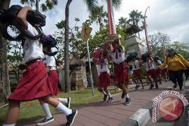 Padang perkuat pengembangan sekolah  siaga bencana
