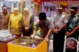 Pemkab resmikan rumah sakit Sultan Iskandar Muda