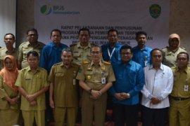 BPJS Ketenagakerjaan Koordinasi Pengawasan se-Kaltim