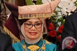 Mufidah Kalla lakukan kunjungan kerja Baduy