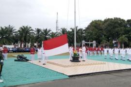 PKS Kalbar Kibarkan 1.717 Bendera di Perbatasan