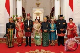 SBY dan Megawati hadiri bersama Detik-Detik Proklamasi