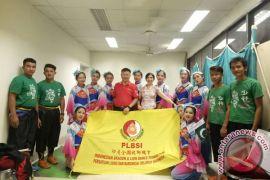 Tim barongsai Indonesia tampil di Pakistan