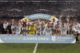 Arab Saudi jadi tuan rumah Piala Super Spanyol