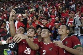 Pemain Timnas Indonesia jangan jemawa