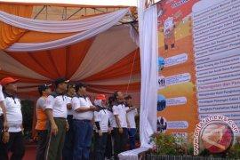 KPU Luncurkan Tahapan Pilkada Kota Bengkulu