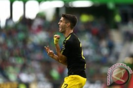 Dortmund libas Wolfsburg 3-0