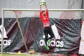Ulreich gagalkan penalti, Muenchen rebut kemenangan di Stuttgart