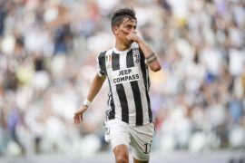 Juventus kehilangan Dybala selama sebulan