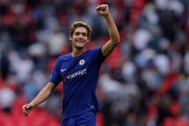 Bek Chelsea Alonso diskors tiga pertandingan