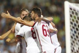 Milan cuma seri 0-0 melawan AEK pada Liga Europa
