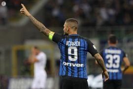 Bahagia di Inter, Icardi akan dapatkan kontrak baru