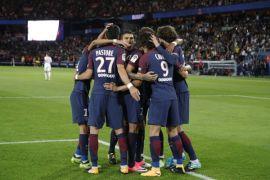 Hasil pertandingan Liga Prancis, PSG dan Lyon perkasa