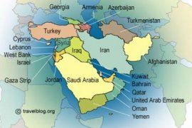Iran soal sanksi minyak Amerika Serikat