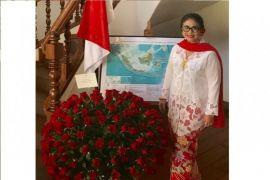 Cara Ekuador ucapkan selamat HUT ke-72 RI