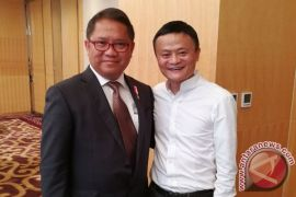 Pertemuan Jokowi-Jack Ma usulkan Jack Ma Institute