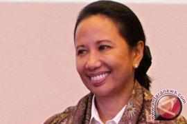 Menteri Rini semangati BUMN di IBD Expo