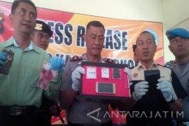 Polres Pamekasan Rilis Penangkapan Bandar Narkoba asal Bangkalan