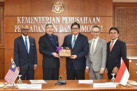 Dukung program B5, RI-Malaysia siap pasok CPO ke China