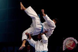 Karateka Sumatera Barat ikuti kejuaraan dunia di Barcelona