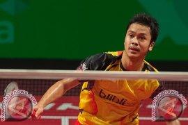 Tunggal Putra Indonesia Terpuruk di Kejuaraan Dunia