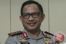 Panglima TNI dan Kapolri buka puasa di Samarinda
