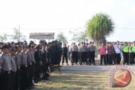 "Ratusan personel Polda kawal penyelenggaraan ""Bali Marathon"""