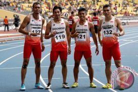 SEA Games 2017 - Tim estafet cetak rekor nasional di Bukit Jalil