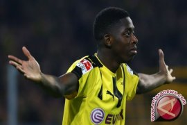 Ousmane Dembele resmi direkrut Barcelona