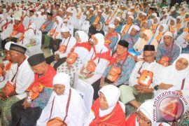 52 jamaah calon haji Riau ikut tarwiyah