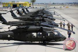 Helikopter militer Meksiko jatuh, diperkirakan tujuh orang tewas