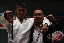 Kejuaraan Nasional Judo ajang persiapan Asian Games 2018