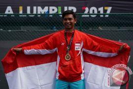 SEA Games 2017 - Indonesia dulang emas tapi masih di posisi kelima