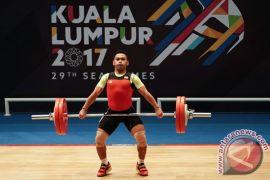 SEA Games 2017 - Indonesia hanya tambah satu emas