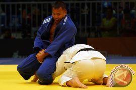 SEA Games 2017 - Horas raih perak judo Indonesia juara umum