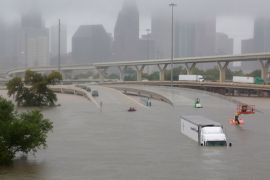 Badai Irma dan Badai Harvey membuat AS rugi Rp3.817 triliun