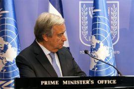 Sekjen PBB minta kekerasan di Gaza diselidiki