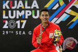 SEA Games 2017 - Perolehan medali, Indonesia urutan lima