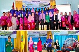 STKIP PGRI Gelar Pembekalan Alumni Prodi Bahasa Inggris
